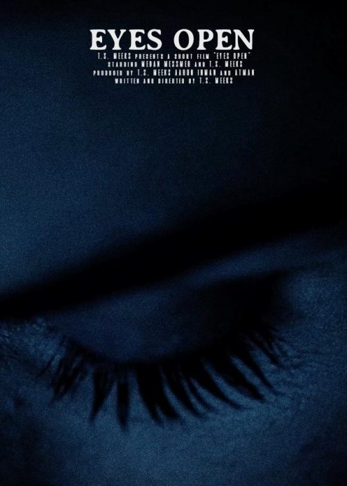eyes open short poster